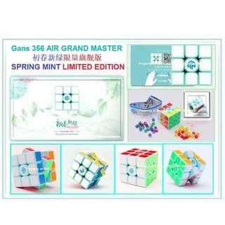 >  初春新绿限量旗舰版 - LIMITED EDITION SPRING MINT Gans 356 AIR GRAND MASTER for sale