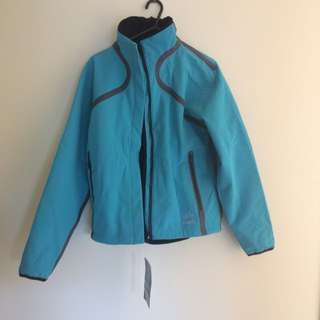 NEW Windshield Outdoors Blue Jacket