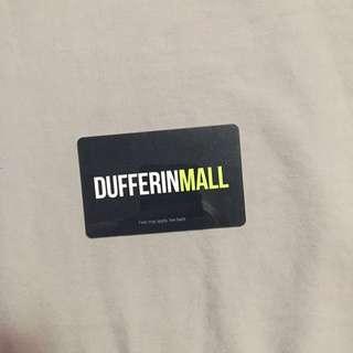 $50 Dufferin Mall Gift Card
