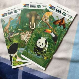 Singapore Zoo Adult Ticket x3