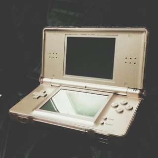 ❤ Rose Gold Nintendo DS