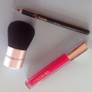 Makeup Beauty Bundle Inika Covergirl