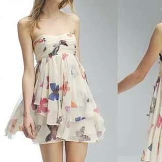 Butterfly Dress ASOS