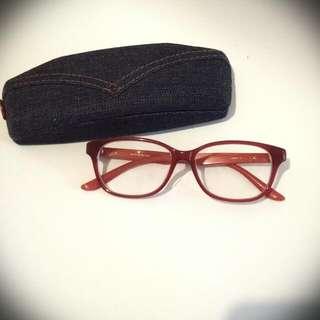 Original Levi's Eyeglasses With Box