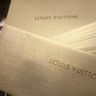 LV 紅包 信封袋*2 (特價中)