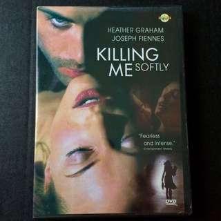 Killing Me Softly DVD - Chen Kaige Erotic Thriller