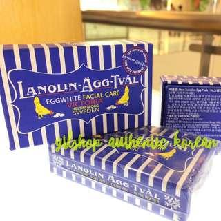 Lanolin Egg Soap 50g