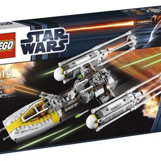 LEGO Star Wars Y-Wing Starfighter (9495)
