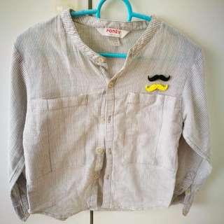 Poney Longsleeve Shirt 2-3years old