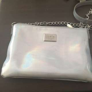 Holographic Cross Body Bag From Collette