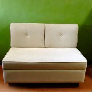 Small 2 Seater Comfy Affordable Sofa