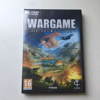 Wargame Airland Battle PC