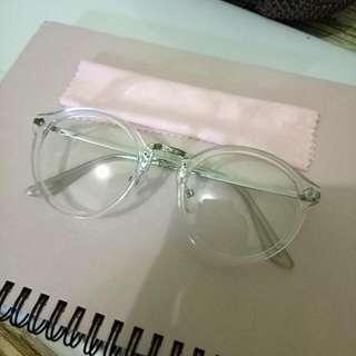 Transparant Glasses HIGH QUALITY