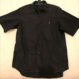 dj honda japan rare black shirt
