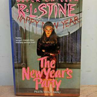 RL. Stine - The New Year's Party