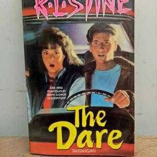 RL. Stine - The Dare