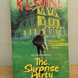 RL. Stine - The Surprise Party