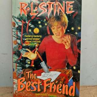 RL. Stine - The Best Friend