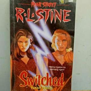 RL. Stine - Switched