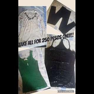 Preloved Clothes Batch 1