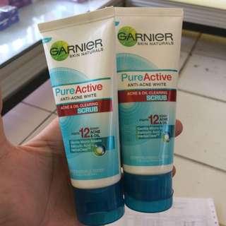 Garnier Anti Acne White