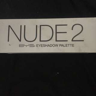 Nude 2 BYS palette