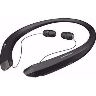 Original LG HBS-910 Tone Infinim Bluetooth Stereo Headset - Black