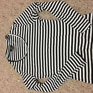 Ice Stripe Top