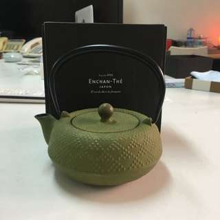 Enchan-the 茶壺