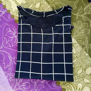Blouse Monochrome