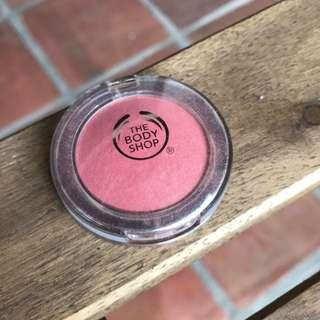 Body Shop Blush pink W Shimmer