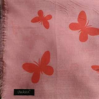 Kerudung Butterfly Umama