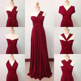 Infinity Formal Dress