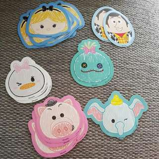 disney tsum stickers hk disneyland