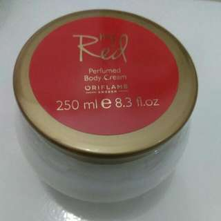 My Red Perfume Body Cream ( Lotion )