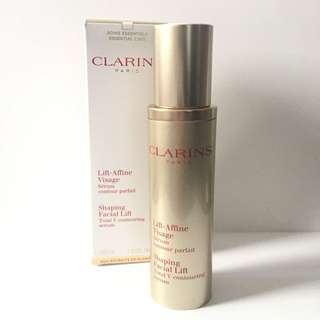 Clarins Lift Affine Visage Serum