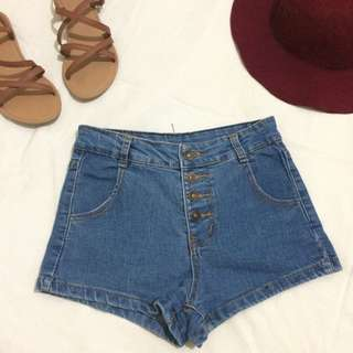 Highwaist Short 💎