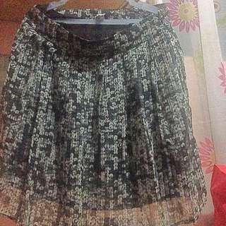 Classy Black Skirt