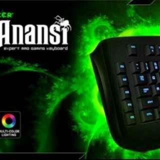 Razer Anansi 鍵盤