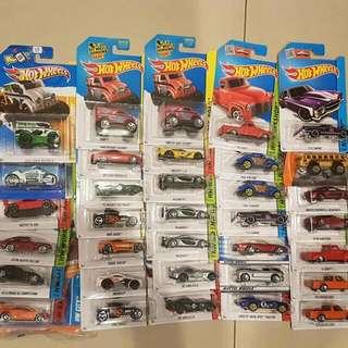 Hot Wheels @Rp.27,500 Bebas Pilih Banyak Pilihan Mainan Anak
