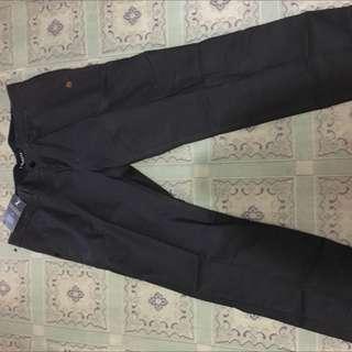 Dark Grey Jeans For Man