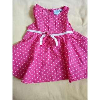 Baby Looney Tunes Pink Dress
