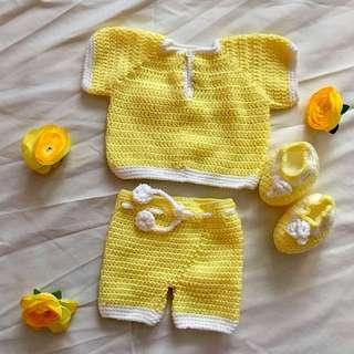 Baby Boy's Set. Size 0-3 Month