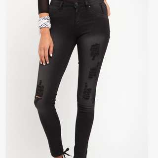 Factorie High Wasted Jeans