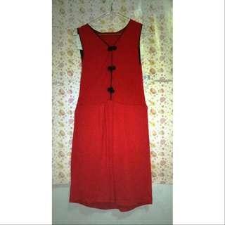 Dress Merah,  Dress Imlek