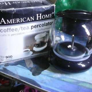 American Home Coffee/tea Maker