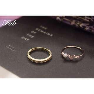 氣質造型戒指(拆售)