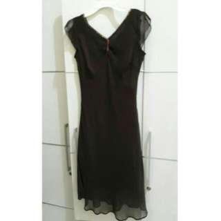 Party Dress By Accent, Sweet Brown