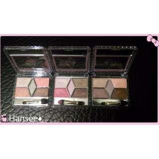 🚚 CANMAKE 完美色計眼影盤 珊瑚粉 草莓蛋糕 珊瑚棕 眼影 大地色 橘色 紅色 粉 高雄可面交
