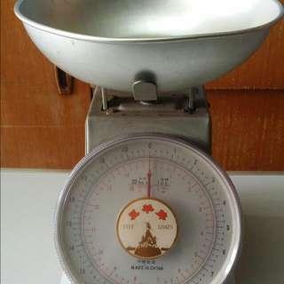 彈簧指針磅